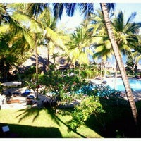 Photo taken at Turtle Bay Beach Club by MagicalKenya on 10/24/2011
