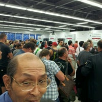 Photo taken at Thai Immigration: Passport Control - Zone 3 by Gottakorn R. on 1/26/2012