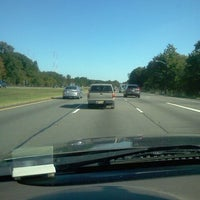 Photo taken at Garden State Parkway -- Saddlebrook by Alexis T. on 8/30/2011