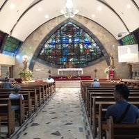 Photo taken at San Ildefonso Parish by Ralyn Nicole W. on 7/7/2012