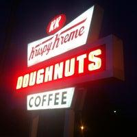 Photo taken at Krispy Kreme Doughnuts by Duane B. on 6/6/2012