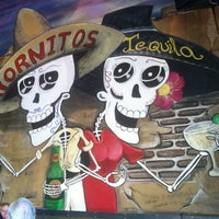 Photo taken at San Felipe's Cantina by Garrett S. on 5/19/2012