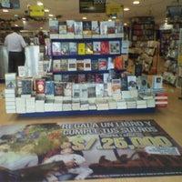 Photo taken at Librerías Crisol by Giuseppe P. on 1/3/2012