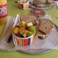 Photo taken at Zoës Kitchen by C.R.E.A.M G. on 7/1/2012