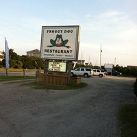 Photo taken at The Froggy Dog by Shannon . on 8/5/2011