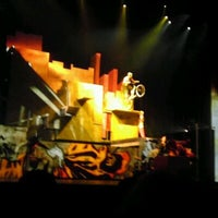 Photo taken at Cirque Eloize iD by Mohammed S. on 9/4/2011