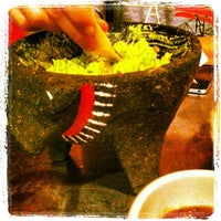 Photo taken at Sombrero Mexican Restaurant by Dani R. on 7/22/2012