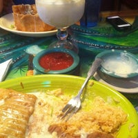 Photo taken at Cancun Mexican Restaurant & Cantina by Jeff E. on 5/1/2012