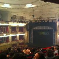 Photo taken at Teatre Tívoli by Alberto R. on 2/19/2012