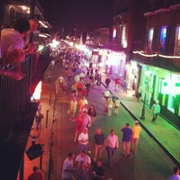 Photo taken at Bourbon Street by Mike L. on 5/17/2012