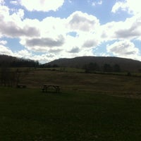 Photo taken at Tarrywile Park and Mansion by Christina B. on 3/20/2012