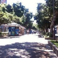 Photo taken at Ramblas de Santa Cruz by Nan P. on 5/27/2012