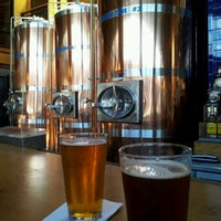 Photo taken at Chelsea Brewing Company by Ulltra .. on 6/15/2012
