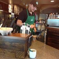 Photo taken at Starbucks by Matthew P. on 4/6/2012