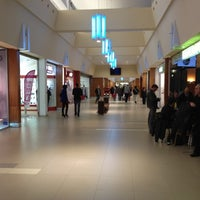 Photo taken at Shopping Nivelles by Achille R. on 3/9/2012