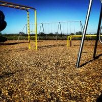 Photo taken at Henderson Playground by Tyler F. on 3/22/2012
