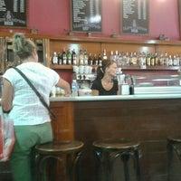 Photo taken at Café Mare Nostrum by Francisco Javier L. on 9/1/2012