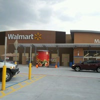 Photo taken at Walmart Supercenter by Mark L. on 5/11/2012