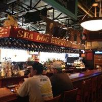 Photo taken at Sea Dog Brewing Company by Tony on 7/22/2012