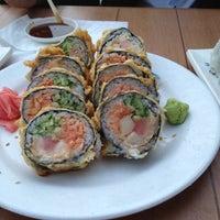 Photo taken at Yoyogi Sushi by Akshay A. on 5/5/2012