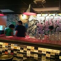 Photo taken at Lokal Burgers & Beer by Karen S. on 3/18/2012
