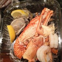 Photo taken at Joe's Stone Crab by Christian B. on 3/12/2012