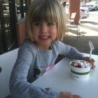 Photo taken at Local Yogurt by hopie a. on 2/23/2012