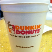 Photo taken at Dunkin Donuts by Greg G. on 8/23/2012