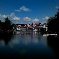 Photo taken at Parque de Los Lagos by Aldo B. on 3/9/2012
