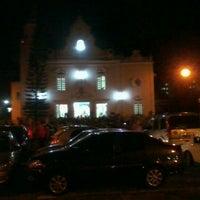 Photo taken at Igreja da Varzea by Bueno N. on 2/22/2012