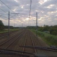 Photo taken at Intercity Rotterdam Centraal - Leeuwarden by Jack B. on 6/29/2012