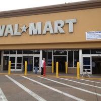 Photo taken at Walmart by JOY L. on 3/1/2012