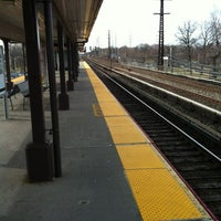 Photo taken at LIRR - Valley Stream Station by Paul S. J. on 3/5/2012