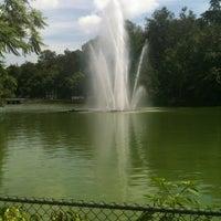 Photo taken at Parque de Los Lagos by Genaro B. on 6/28/2012