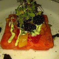 Photo taken at Bridges Restaurant & Bar by Pamela K. on 8/27/2012