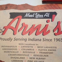 Photo taken at Arni's by Alex P. on 5/17/2012