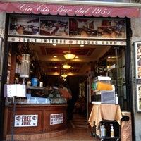Photo taken at Cin Cin Bar & Ristorante by Winston M. on 6/19/2012
