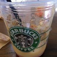 Photo taken at Starbucks by Daniela S. on 3/20/2012