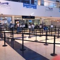 Photo taken at Harrisburg International Airport (MDT) by Elizabeth M. on 6/29/2012