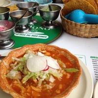 Photo taken at La Casa de Toño by Norma R. on 8/11/2012