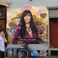Photo taken at Big Ang Mural by Jill M. on 7/9/2012