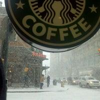 Photo taken at Starbucks by Lauren D. on 1/3/2012