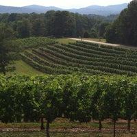 Photo taken at Three Sisters Vineyards & Winery by Scott F. on 6/9/2012