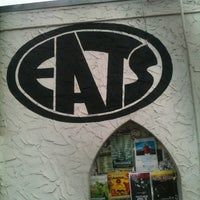 Photo taken at Eats by Wesley B. on 3/7/2012