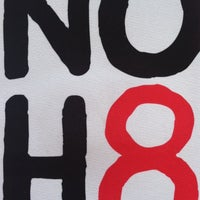 Photo taken at NoH8 Provincetown by Terence h. on 8/22/2011