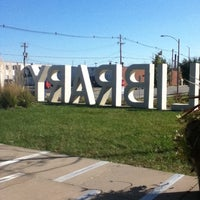 Photo taken at Champaign Public Library by Sasha I. on 10/15/2011