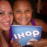 Photo taken at IHOP by Andrea W. on 8/28/2011