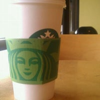 Photo taken at Starbucks by Jose Ambrosio D. on 4/11/2011