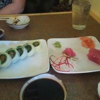 Photo taken at Amerasia Sumo Sushi by Eddie C. on 7/18/2012