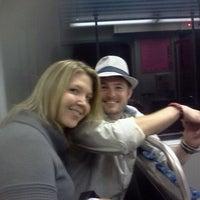 Photo taken at Downtown Garland Station (DART Rail) by Matt H. on 12/3/2011